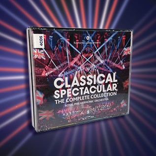 Classical Spectacular CD
